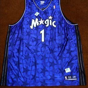 Reebok Orlando Magic Tracy McGrady Jersey #1 NBA
